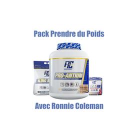 Pack Prendre du Poids Ronnie Coleman