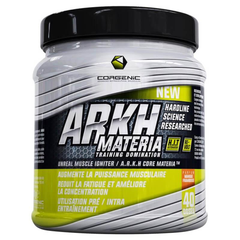 ARKH MATERIA (40 doses) Pre-workout Corgenic