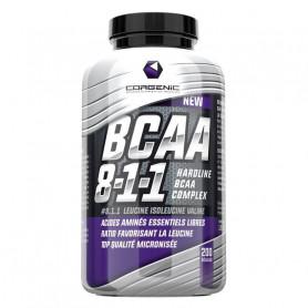 BCAA 8:1:1 200 caps Corgenic