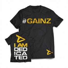 "DEDICATED T-SHIRT ""GAINZ"""