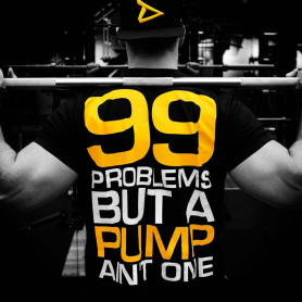 "T-SHIRT Dedicated ""99 PROBLEMS"""