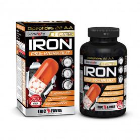 Iron Pre Workout 120 Gélules Eric Favre