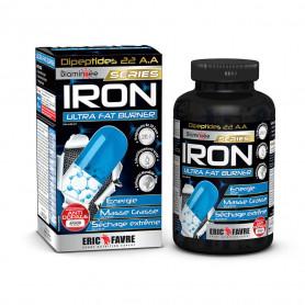 Iron Ultra Fat-Burner (120 gélules) Eric Favre