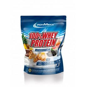 100% Whey Protein - IronMaxx
