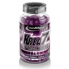 KREA7 SUPERALKALINE (90 Tablettes) IronMaxx