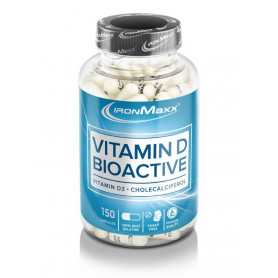 Vitamin D Bioactive IronMaxx 150caps