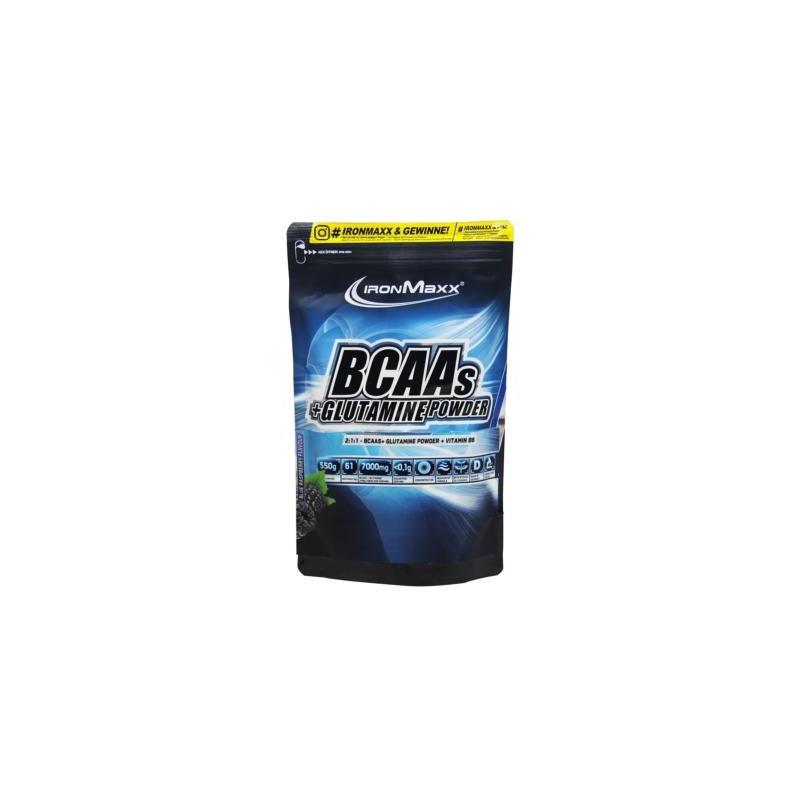 BCAA + Glutamine - Ironmaxx