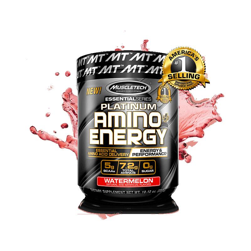 Platinum Amino Energy Muscletech