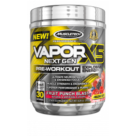Vapor X5 Next Gen Pre-Workout 30serving