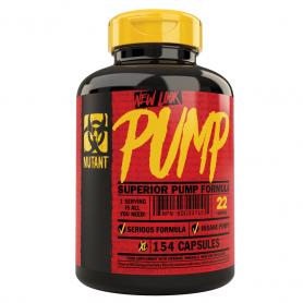 Mutant Pump (154caps) Mutant Nutrition