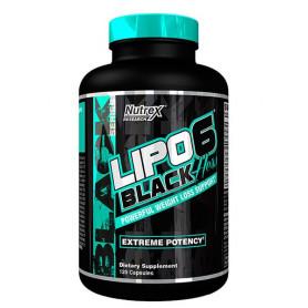 Lipo 6 Black Hers 120caps Nutrex