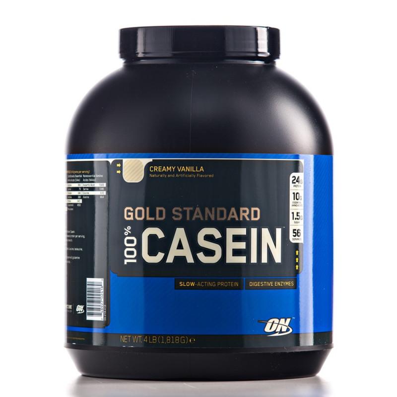 100% Casein Gold Standard Optimum Nutrition