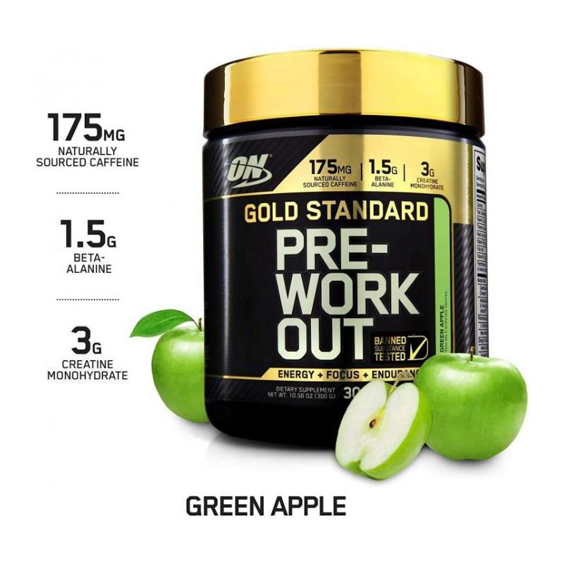 GOLD STANDARD PRE-WORKOUT Optimum