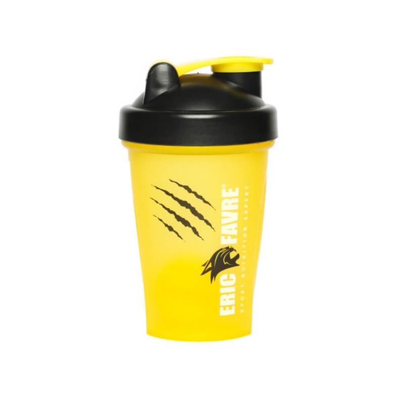 Shaker Fitness Jaune 400ML
