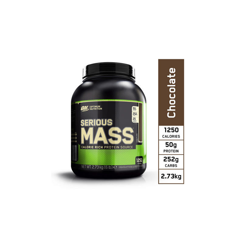 SERIOUS MASS Gainer Optimum Nutrition