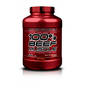 100% Beef Muscle Scitec Nutrition