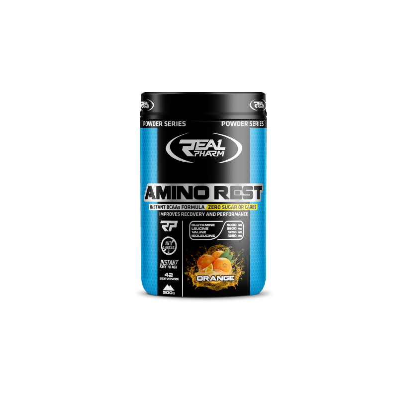 Amino Rest 500g Real Pharm