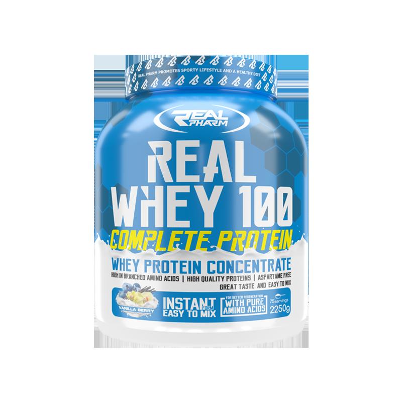 Real Whey 100% Real Pharm