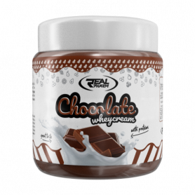 WheyCream Chocolat 500g Real Pharm