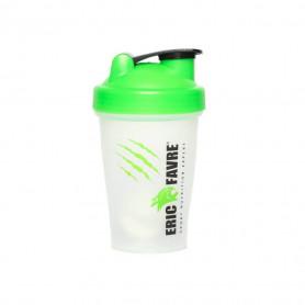 Shaker Fitness Vert 400Ml Eric Favre