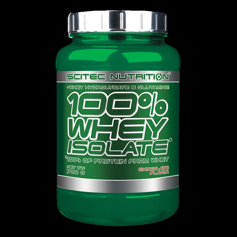 100% Whey Isolate Scitec Nutrition