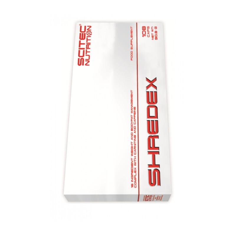 Shredex (108 caps) - Scitec Nutrition