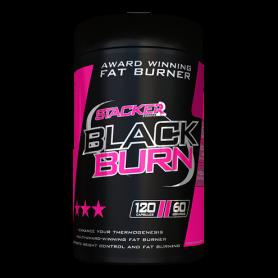 Black Burn 120 caps - Stacker2