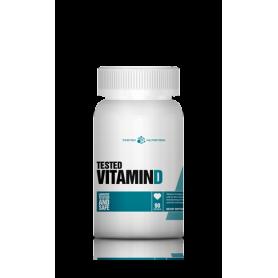 Tested VitaminD - 90 Caps