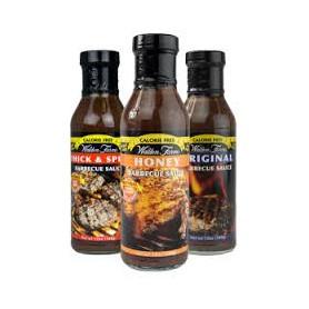 Walden Farms Barbecue Sauce