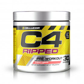 C4 Ripped Pre-Workout Cellucor