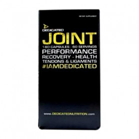 Dedicated Joint Dedicated Nutrition 180 caps