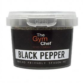 Poivre noir concassé Premium ( 60g )The Gym Chef