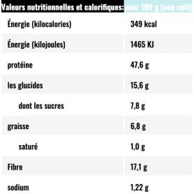 Nouille protéinées ( 250g )