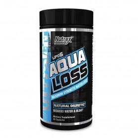 Lipo 6 Aqua Loss 80 Capsules - Nutrex