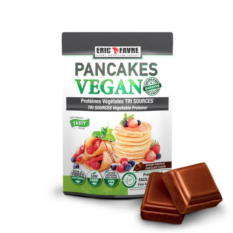 Pancake Protéine Vegan - Petit Déjeuner