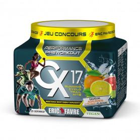 Pre-Workout VEGAN Cx17 d'Endurance