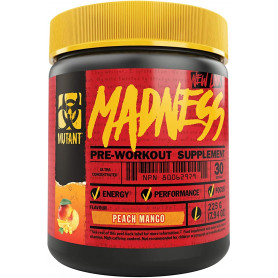 Mutant Madness Pre-Workout 30 serving