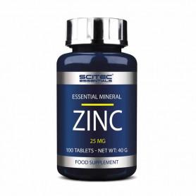 Zinc (100 tabs) Scitec Nutrition