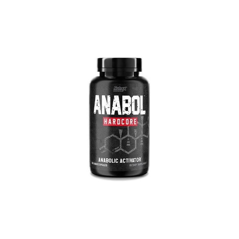 ANABOL Hardcore - 60capsules liquides - Nutrex Research