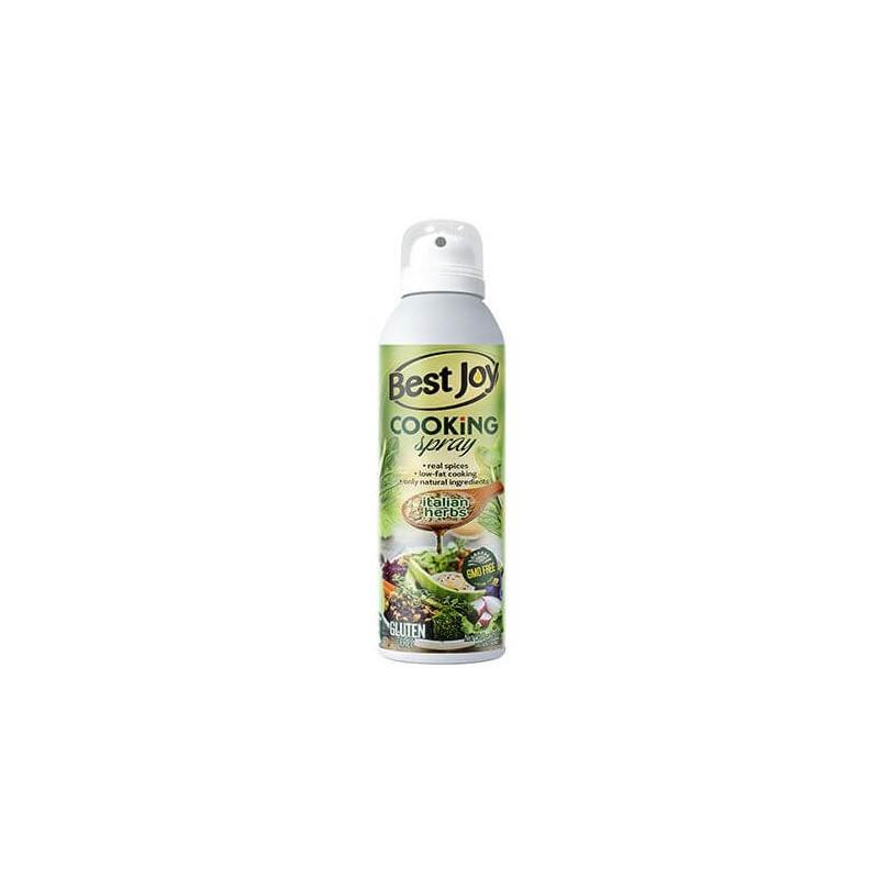 Spray de Cuisson 100% Herbe italiennes BEST JOY