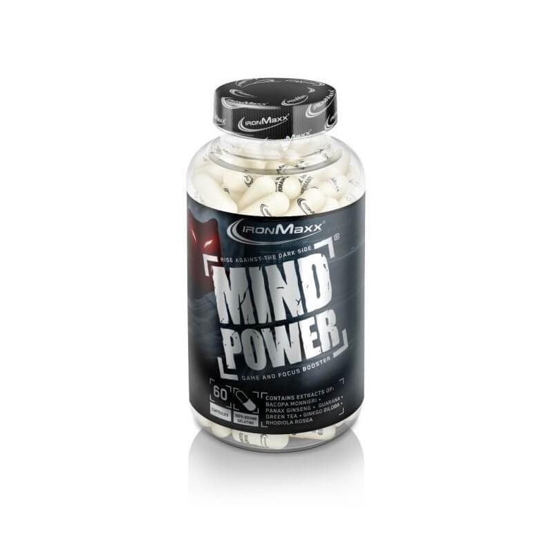 MindPower (60 capsules) Nootropiques