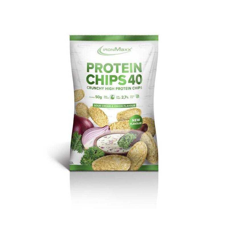 Protein Chips 40  (sachet 50g)