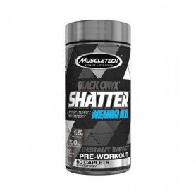 Shatter Black Onyx Neuro NO Nootropic - 60caps