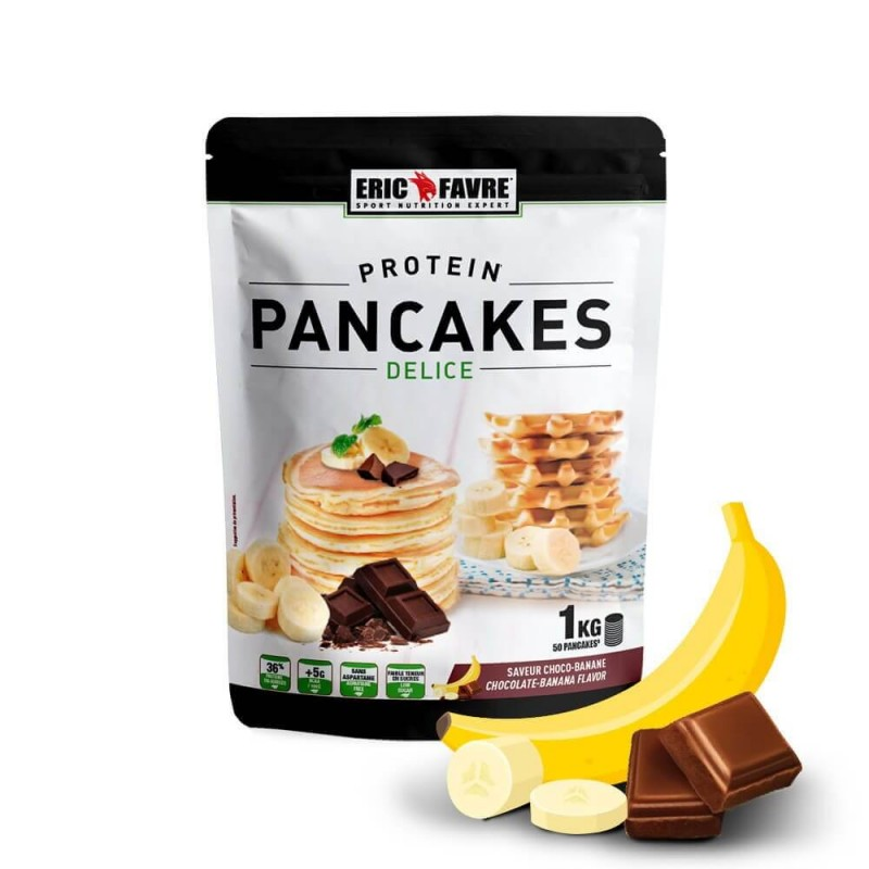 Protein Pancake Delice (1kg) Eric Favre