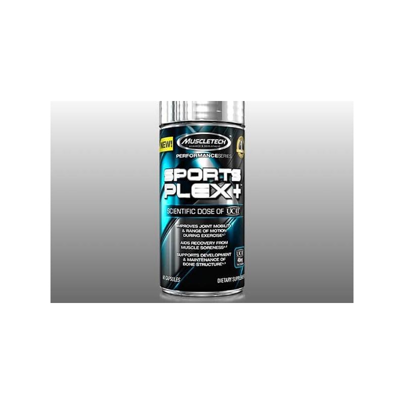 Sport Plex Plus 60comprimés - Muscletech