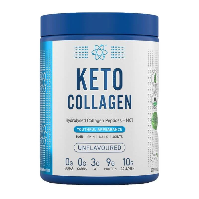 Keto hydrolysed Collagen Peptides Applied Nutrition