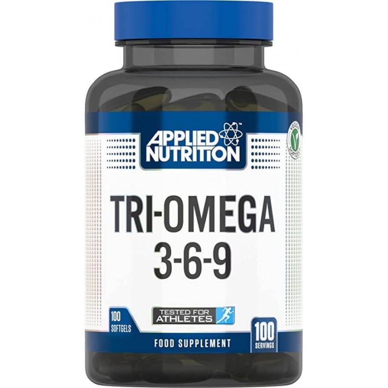 Tri-Omega 3-6-9
