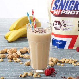 Snickers White Chocolate HI Protein Mars INC.
