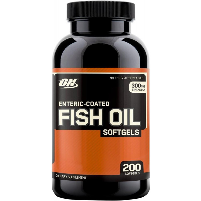 Huile de poisson Fish Oil Optimum Nutrition