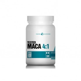 Maca 4:1 (100 caps) - Tested Nutrition